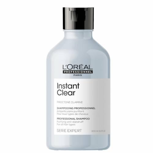 L'Oréal Professionnel Instant Clear valomasis šampūnas nuo pleiskanų (300 ml)