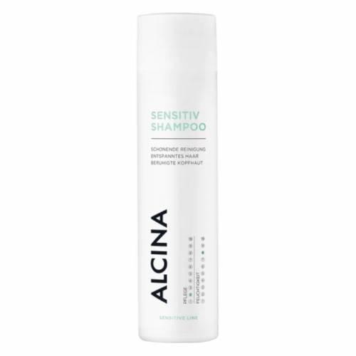 Alcina Sensitiv - Shampoo šampūnas jautriai galvos odai ir plaukams (250 ml)