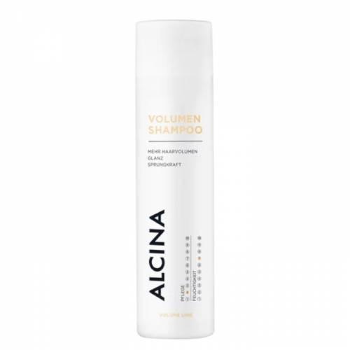 Alcina Volumen Shampoo purumo suteikiantis šampūnas ploniems plaukams (250 ml)