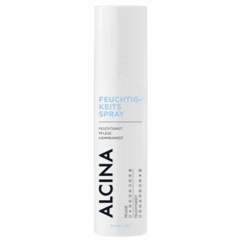Alcina Feuchtigkeits -Spray purškiamas drėkinantis plaukų losjonas (125 ml)
