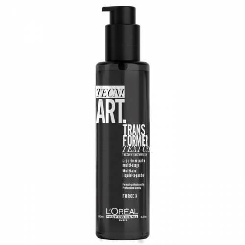 L'Oréal Professionnel Techni Art Transformer Texture Gel plaukų losjonas - pasta (150 ml)