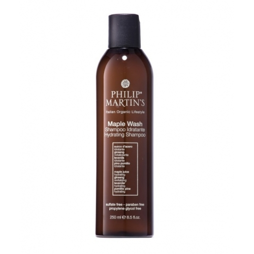 Philip Martin's Maple Wash drėkinamasis plaukų šampunas (250 ml)