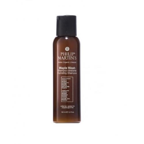 Philip Martin's Maple Wash drėkinamasis šampūnas sausiems plaukams (75 ml)