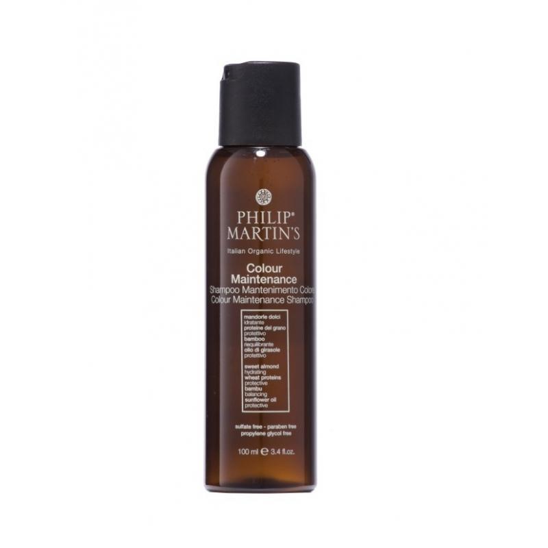 Philip Martin's Color Maintenance dažytų plaukų šampūnas (100 ml)