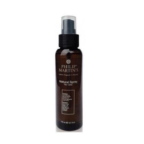 Philip Martin's Natural spray vidutinės - stiprios fiksacijos plaukų lakas (100 ml)