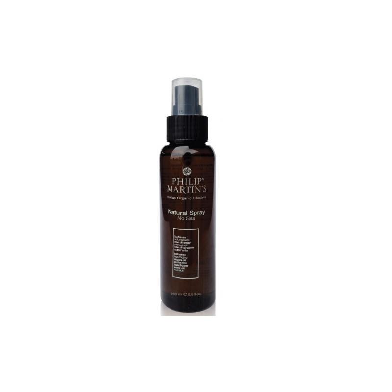 Philip Martin's Natural spray vidutinės - stiprios fiksacijos plaukų lakas (250 ml)