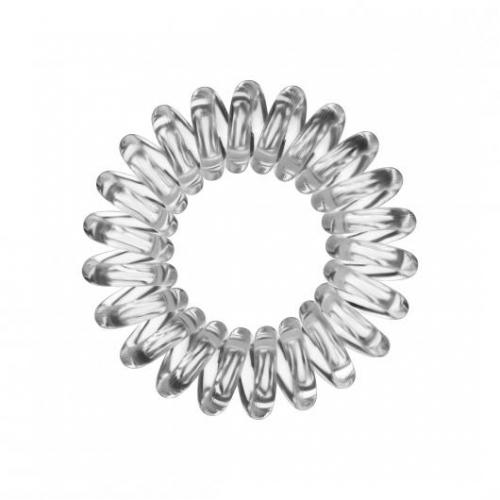 Invisibobble plaukų gumytė Crystal Clear (3 vnt.)