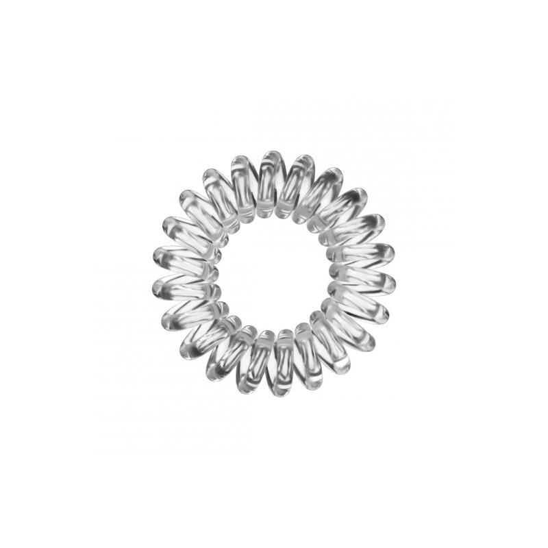 Invisibobble plaukų gumytė Crystal Clear