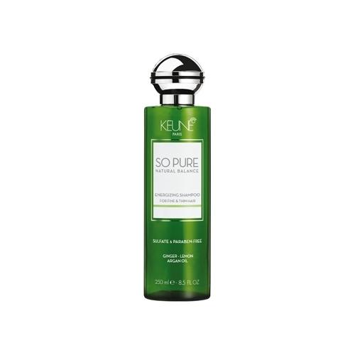 Keune So Pure Energizing energizuojantis plaukų šampūnas  (250 ml)