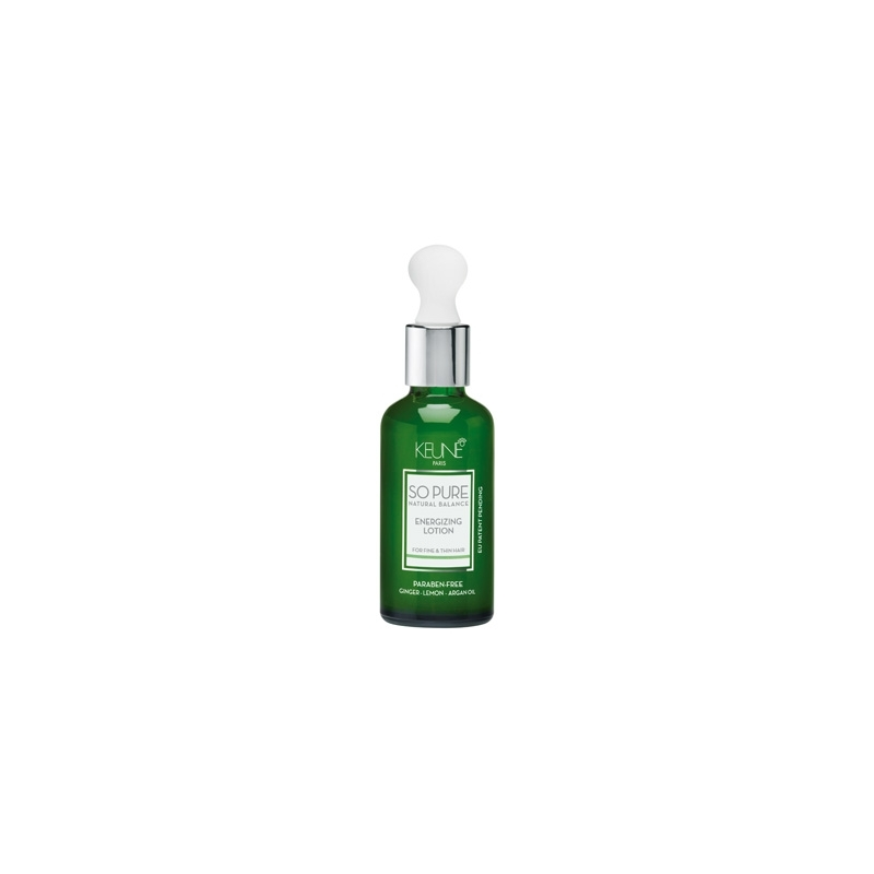 Keune So pure Ernergizing plaukų augimo losjonas (45 ml)