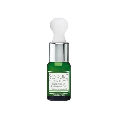 Keune So Pure Energizing energizuojantis eterinių aliejų derinys (10 ml)