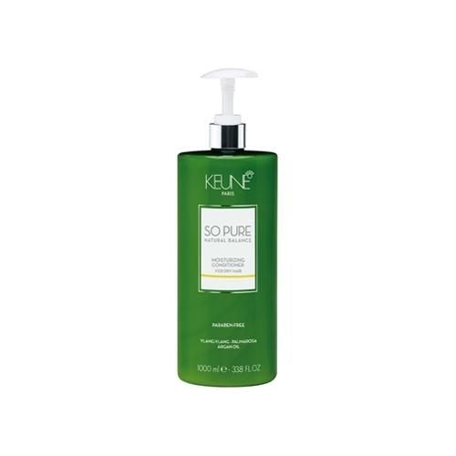Keune So Pure Moisturizing drėkinamasis sausų plaukų kondicionierius (1000 ml)
