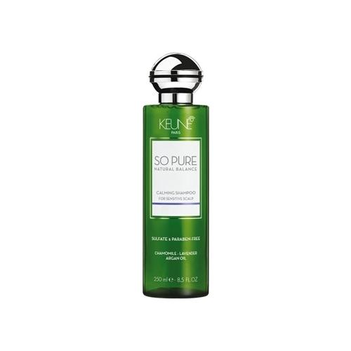Keune So Pure Calming šampūnas jautriai galvos odai (250 ml)