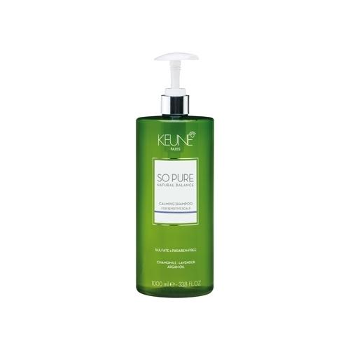 Keune So Pure Calming šampūnas jautriai galvos odai (1000 ml)